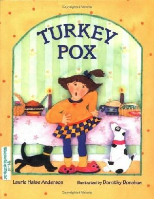 book cover of Turkey Pox