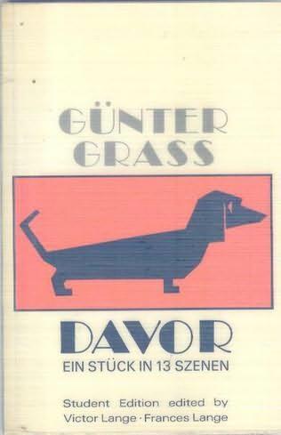 book cover of Davor