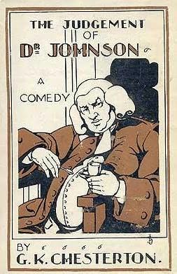 book cover of The Judgement of Dr. Johnson