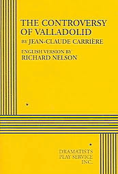 book cover of The Controversy of Valladolid