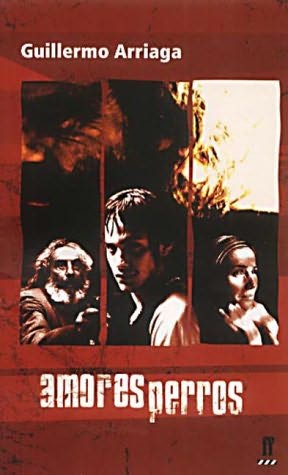 book cover of Amores Perros