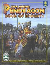 book cover of King Arthur Pendragon