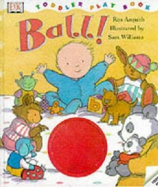 book cover of Ball!