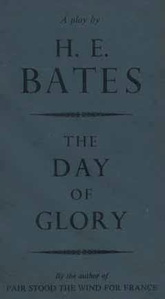 book cover of The Day of Glory