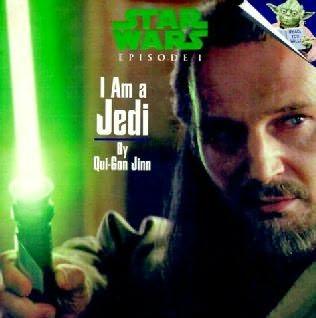 book cover of I Am A Jedi