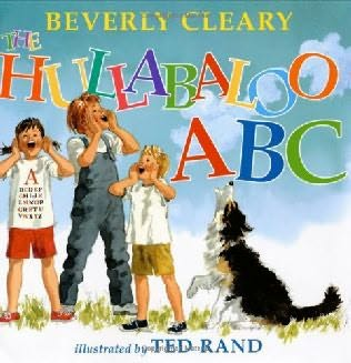 book cover of The Hullabaloo ABC