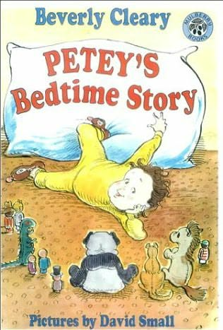 book cover of Petey\'s Bedtime Story