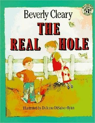 book cover of The Real Hole