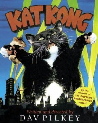 book cover of Kat Kong
