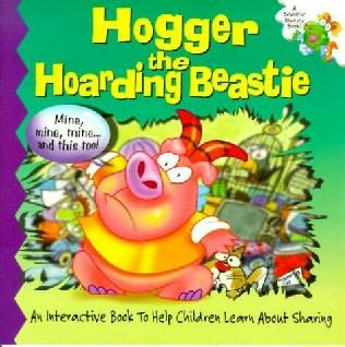 book cover of Hogger the Hoarding Beastie
