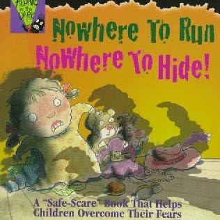 book cover of Nowhere to Run, Nowhere to Hide!