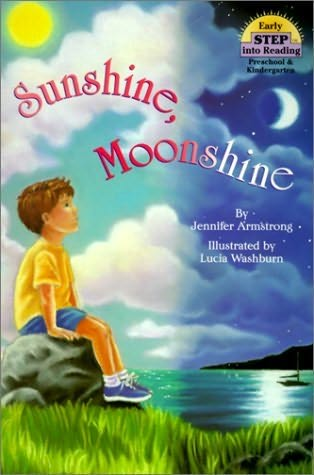 book cover of Sunshine, Moonshine