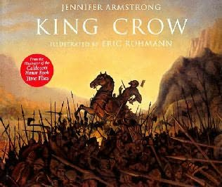 book cover of King Crow