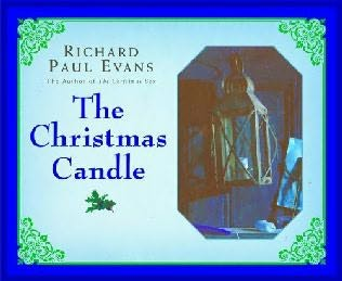 book cover of The Christmas Candle