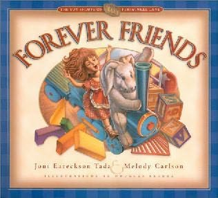 book cover of Forever Friends