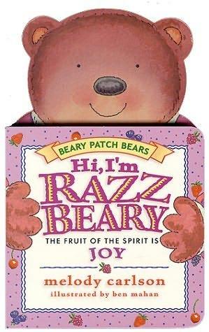 book cover of Hi, I\'m Razzbeary