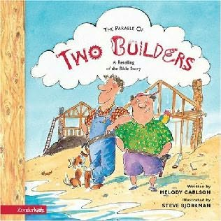 book cover of The Parable of Two Builders