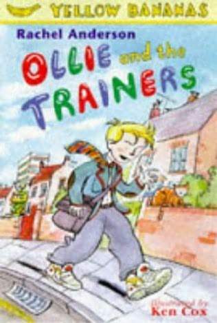 book cover of Ollie and the Trainers