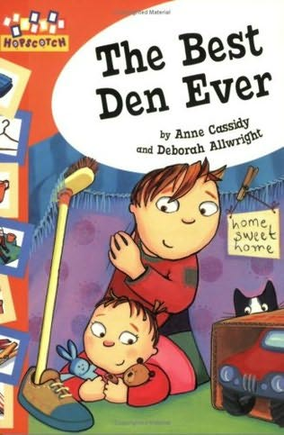 book cover of The Best Den Ever
