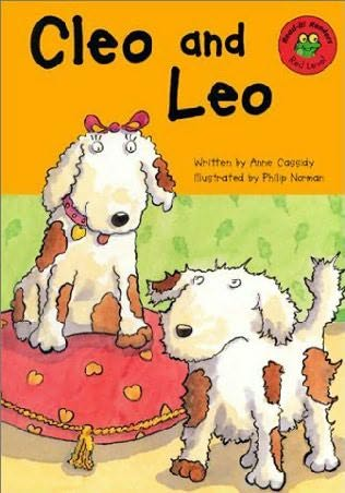 book cover of Cleo and Leo