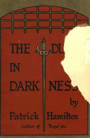 book cover of The Duke in Darkness