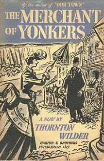 book cover of Merchant of Yonkers