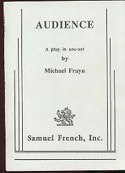 book cover of Audience