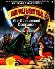 book cover of The Magnamund Companion