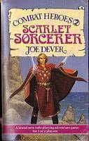 book cover of Scarlet Sorcerer