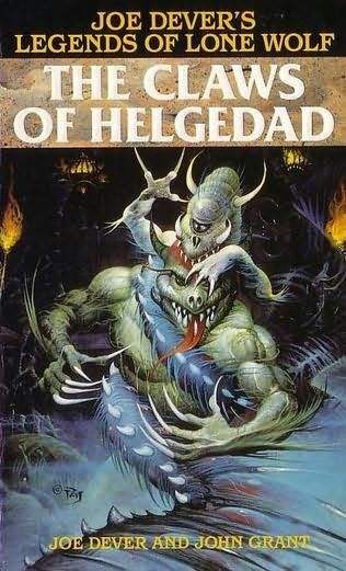 book cover of The Claws of Helgedad