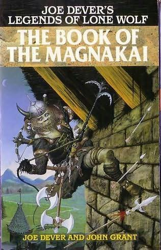 book cover of The Book of the Magnakai