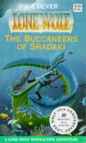 book cover of The Buccaneers of Shadaki