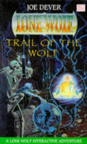 book cover of Trail of the Wolf