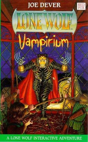 book cover of Vampirium