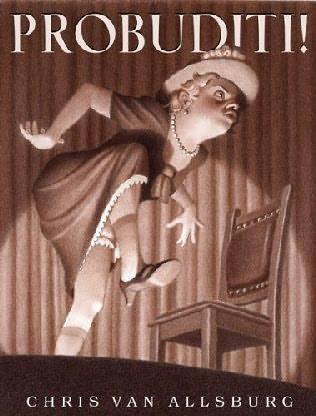 book cover of Probuditi!