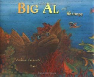 book cover of Big Al and Shrimpy