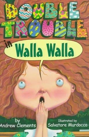 book cover of Double Trouble in Walla Walla