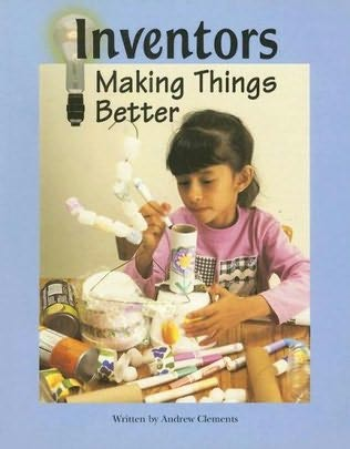 book cover of Inventors