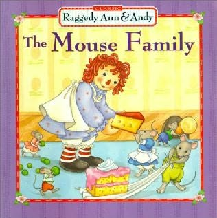 book cover of Mouse Family