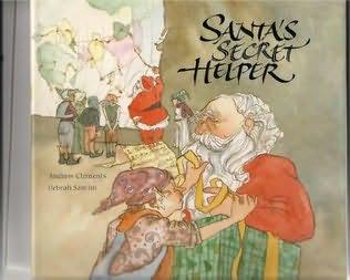 book cover of Santa\'s Secret Helper