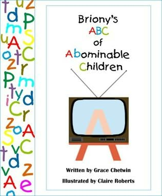 book cover of Briony\'s ABC of Abominable Children
