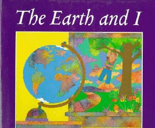 book cover of The Earth and I