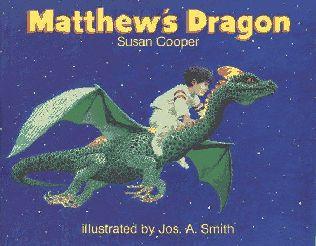 book cover of Matthew\'s Dragon