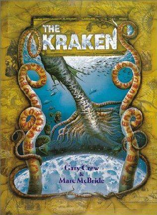 book cover of The Kraken