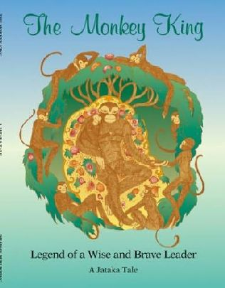 book cover of The Monkey King