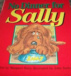 book cover of No Dinner for Sally