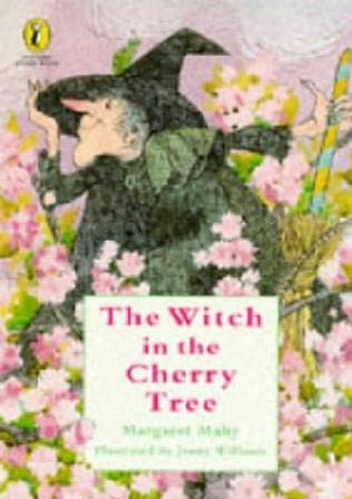 book cover of The Witch in the Cherry Tree