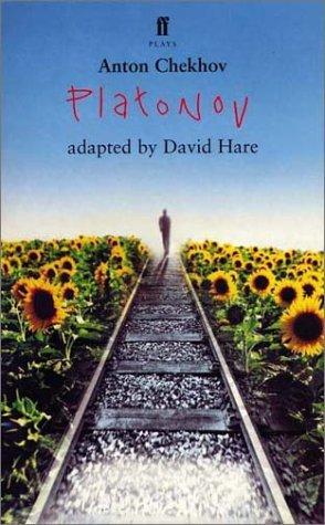 book cover of Platonov