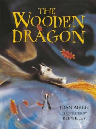 book cover of The Wooden Dragon