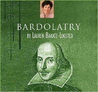 book cover of Bardolatry
